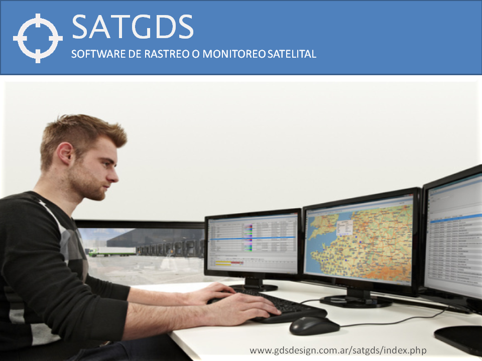 software de rastreo satelital